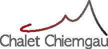 Logo Chalet Chiemgau