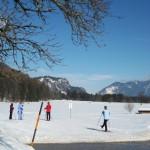 Skilanglauf in Schleching